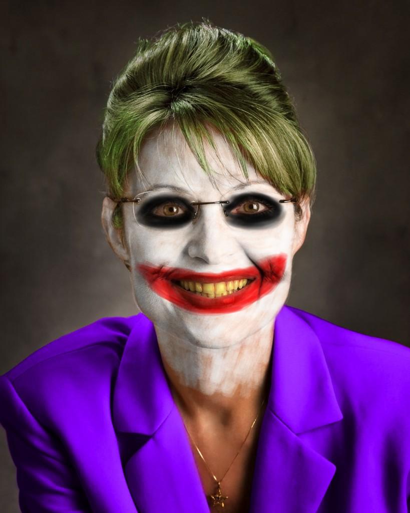 Palin scares me