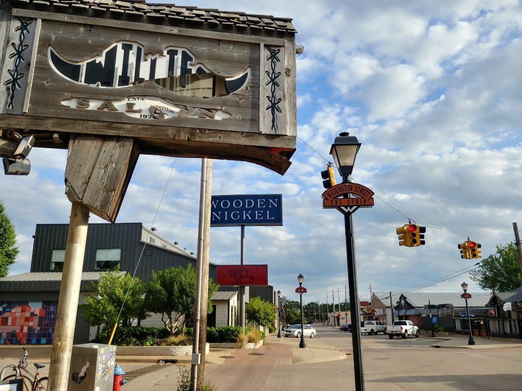 Willie's in Stillwater