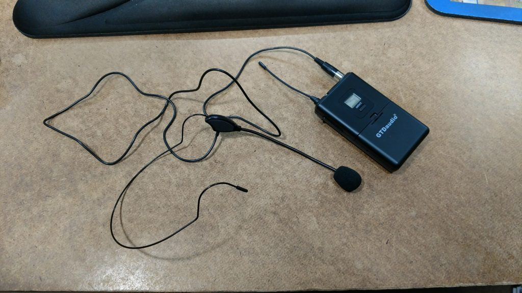 New wireless transmitter