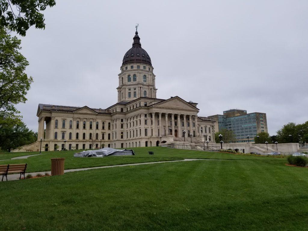 Kansas capital building