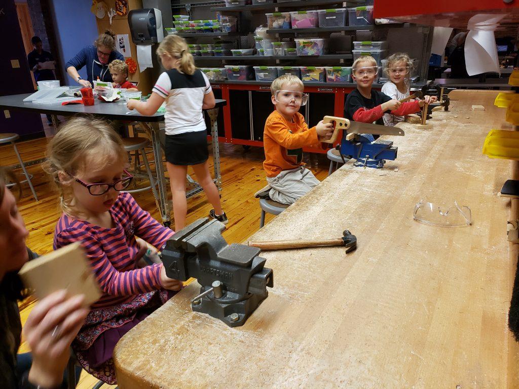Leonardo's workshop
